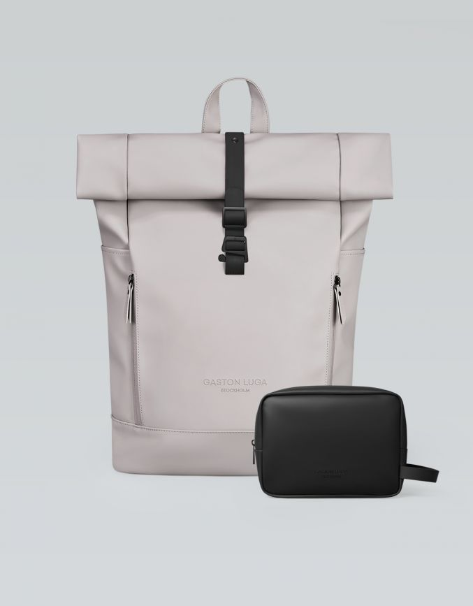 Rullen Backpack + Accessory Set (Worth USD 228)