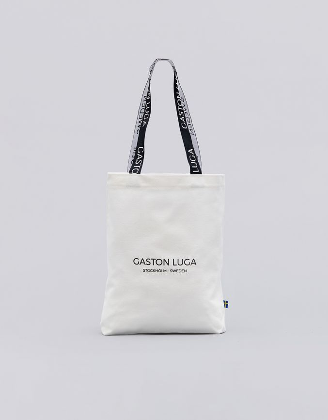 Gaston Luga Tote Bag