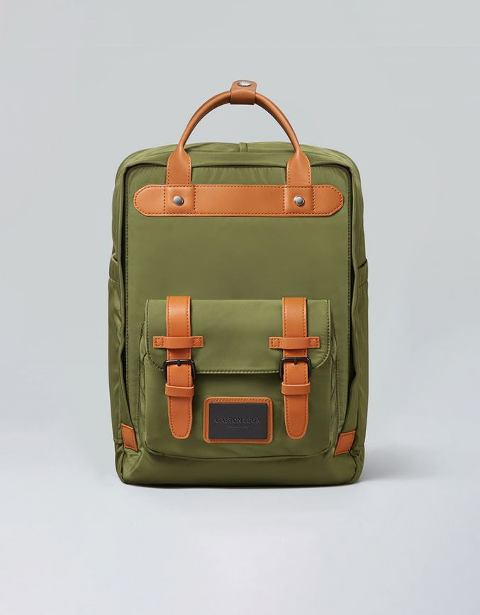 "BITEN 15"" Olive-Brown"