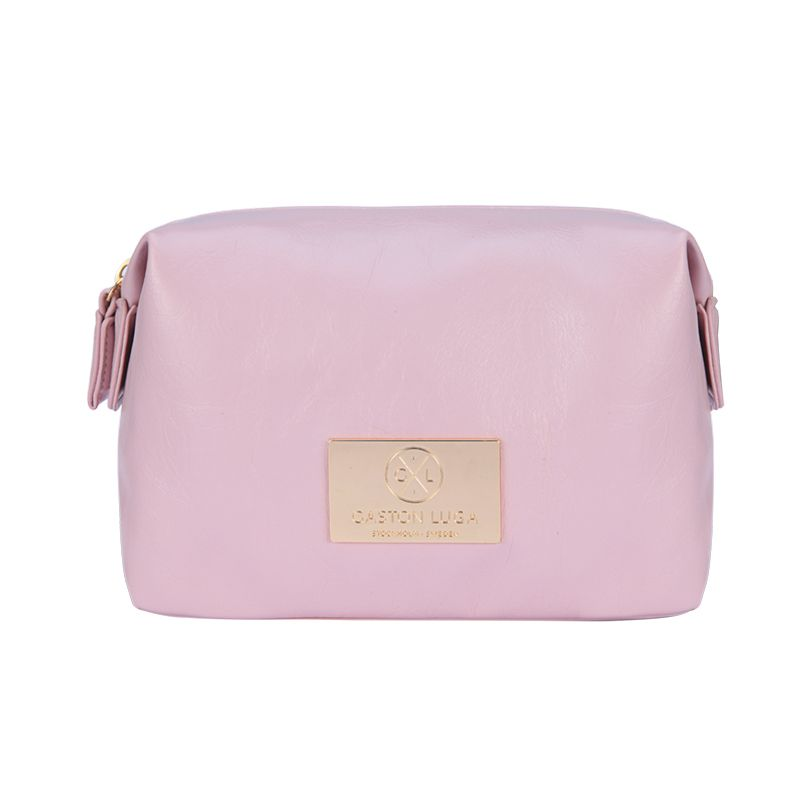GL ポーチ(トイレタリーバッグ)  ピンク