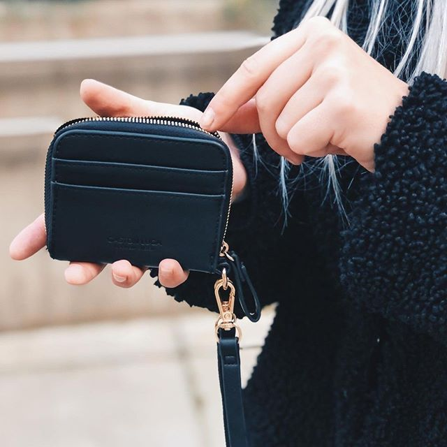 Shop today and receive a complimentary wallet Börs with the purchase of any backpack. Offer ends on 4th November 2020 ☺️  (Photo via @riikkapeitsara)  #Börs #AnywhereWithGL #GastonLuga