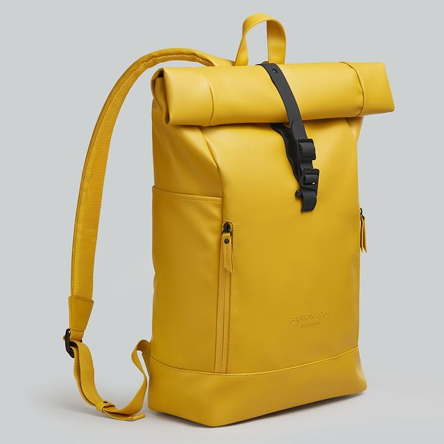 Rullen in Mustard-Black. The perfect companion to add a splash of colour to your outfit! Which is your favourite colour from the collection?