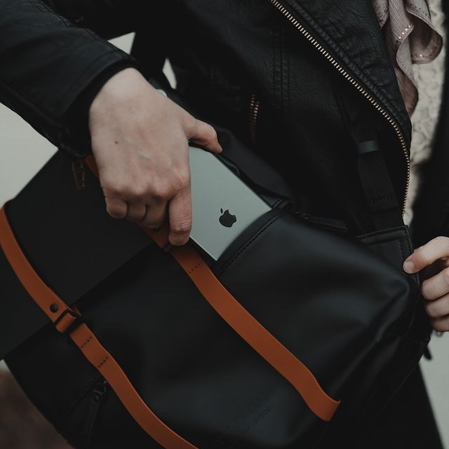 """Did you know that our Spläsh 13"""" backpack comes with two zippered front pockets for quick item access?"""