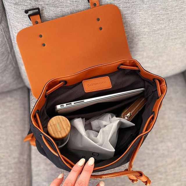 What is a 'must-have' item that'll always be in your backpack?