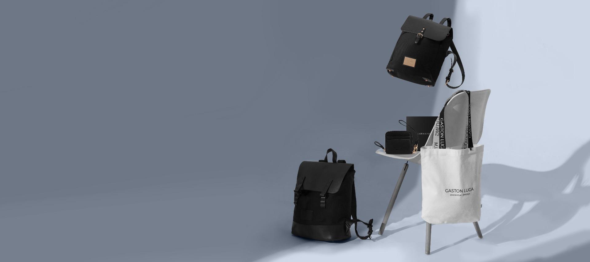 Gaston Luga - 北歐設計雙肩包官方網站